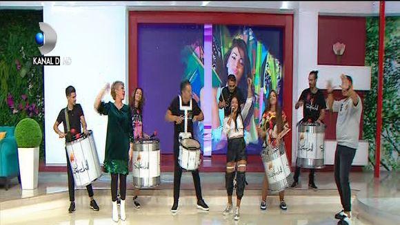 Elena Ionescu si Superchill au deschis noul sezon ''Teo Show''