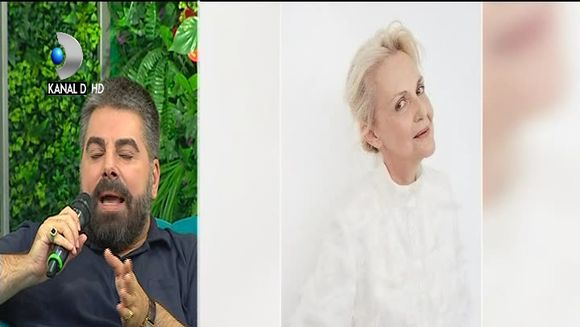 Maurice Munteanu, fascinat de o femeie de 60 de ani! Despre cine este vorba!