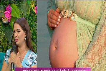 Cum se pregatesc Deea si Dinu Maxer de nasterea celui de al doilea copil! Declaratii EXCLUSIVE la ''Teo Show''