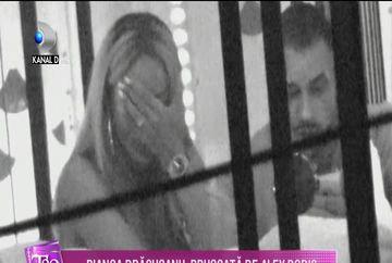 EXCLUSIV Imagini cu Bianca in timp ce era LOVITA de Alex Bodi! Cum a reactionat acesta cand a dat ochii cu presa
