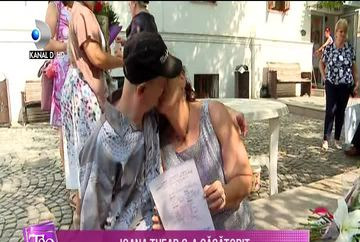 EXCLUSIV Ioana Tufar s-a casatorit! Primele imagini de la cununia civila