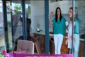 Imagini in exclusivitate din casa Laviniei Pirva! Cum arata noul apartamentul luxos pe care l-a cumparat