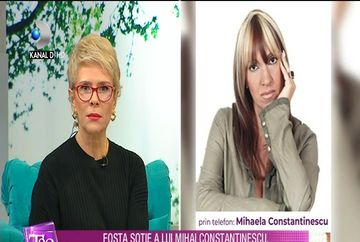 Fosta sotie a lui Mihai Constatinescu, prima reactie dupa vestea ca acesta ar fi incetat din viata