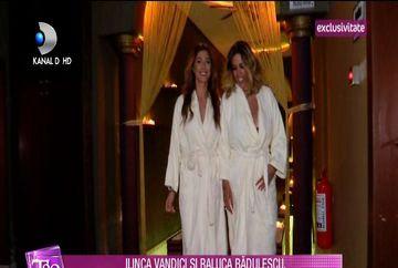 Raluca Badulescu si Ilinca Vandici, rasfat de cinci stele in Bodrum!