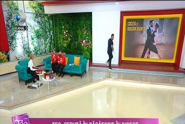 Teo, ceruta in casatorie in DIRECT! Cum a raspuns prezentatoarea TV