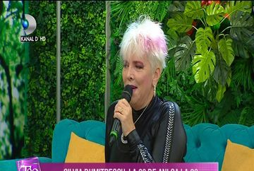 Silvia Dumitrescu, la 60 ca la 30 de ani! Ce surprize ne-a pregatit de ziua ei