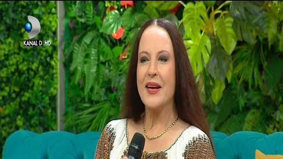 Maria Dragomiroiu ne dezvaluie secretul unui par lung si sanatos