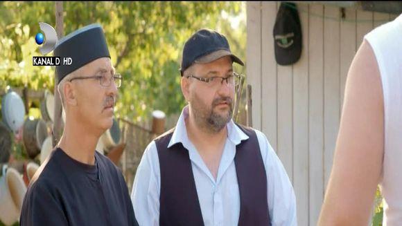 Primele imagini de pe platourile de filmare a serialului ''Moldovenii''! Ce puteti vedea in primul episod