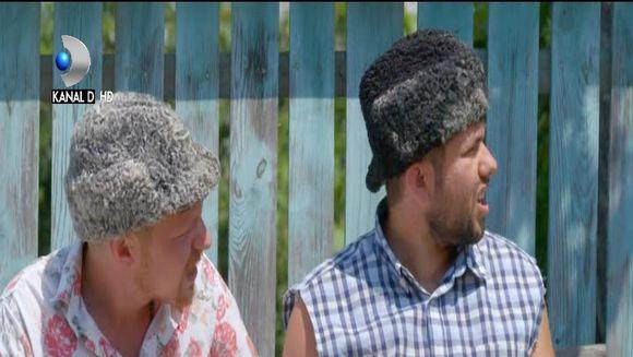 EXCLUSIV Imagini din culisele celui mai asteptat serial de comedie, ''Moldovenii''