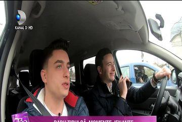Test de vedeta cu Radu Tibulca! Care sunt cele mai jenante momente pe care le-a trait
