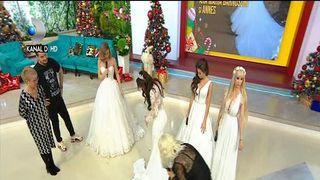 Raluca Badulescu ne sfatuieste! Ce se poarta in 2020 in materie de rochii de mireasa