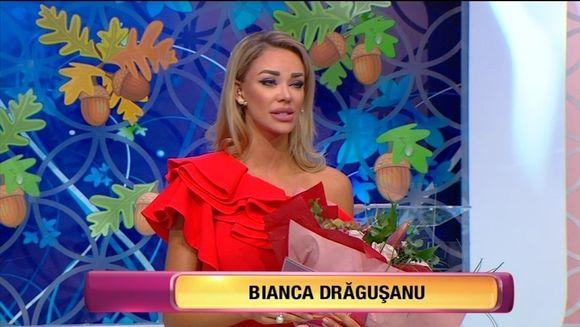 "Bianca Dragusanu, la prima aparitie ca moderator al emisiunii ""Te vreau langa mine"": ""Am mari emotii! Tremur ca un catel la vaccin!"" Uite cum s-a descurcat la prima aparitie LIVE"