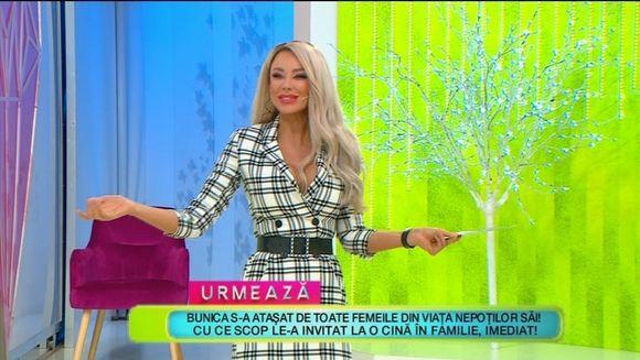 Ti-ai imaginat-o vreodata pe Bianca Dragusanu dansand pe manele? A facut-o in direct la TV, pentru o ocazie speciala! Uite de ce