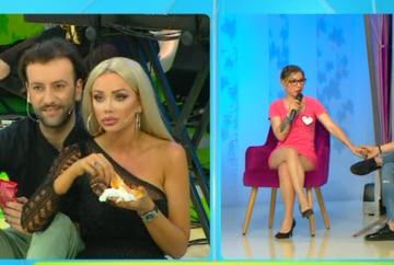 """Moment inedit la paravanul """"Te vreau langa mine""""! Bianca Dragusanu si Mihail si-au pierdut rabdarea in asteptarea unui raspuns din partea noul cuplu! Iata la ce anume au recurs!"""