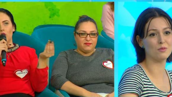 """Momente tensionate in platoul """"Te vreau langa mine""""! Cel mai controversat subiect al sezonului se discuta cu cartile pe fata! Iata ce au de impartit Cristina si Andreea cu Raluca!"""