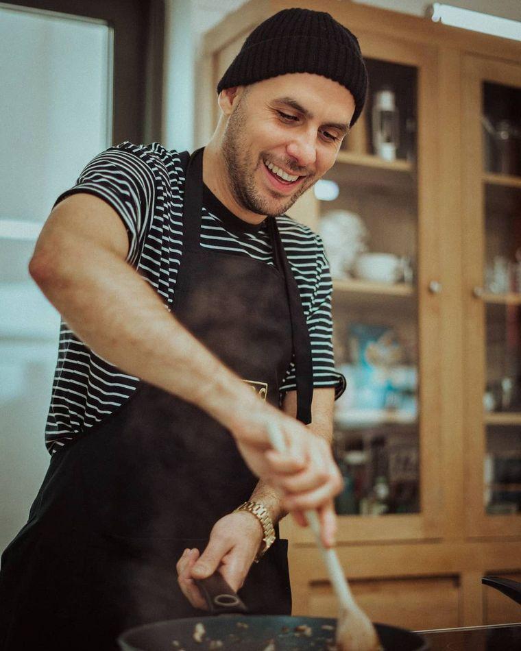 Deliric gătește pentru Inna