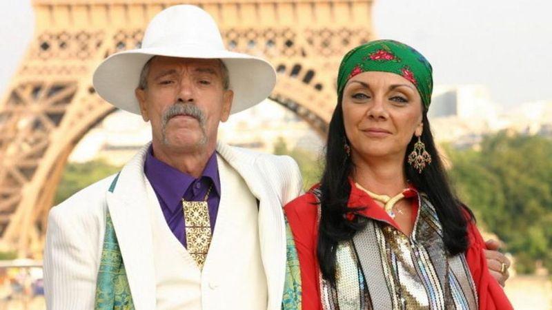 Gheorghe Visu și Carmen Tănase
