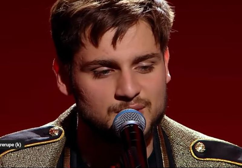 Adrian Petrache - Finalist X Factor