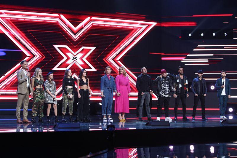 finaliștii X Factor