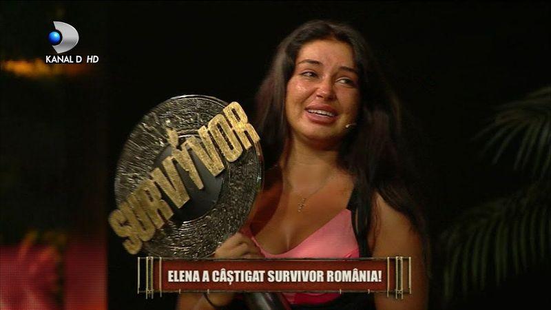 Elena Ionescu - Survivor