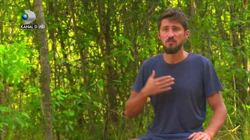 Andrei Ciobanu de la Survivor