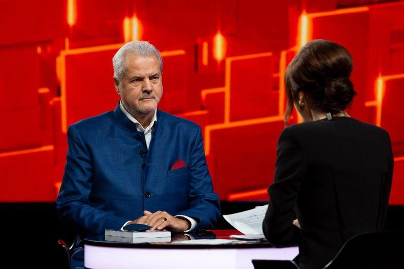 """Adrian Năstase la """"40 de întrebări cu Denise Rifai"""""""