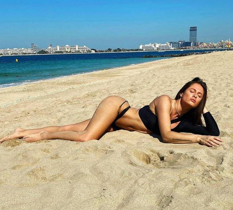Raluka, fotografii hot din vacanța în Dubai
