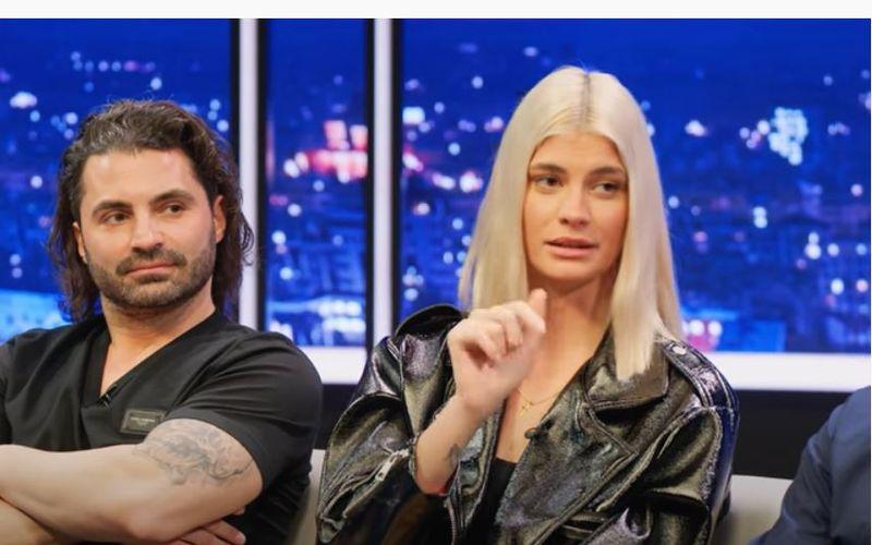 Laura Giurcanu a plătit să-l vadă pe Mihai Trăistariu nud
