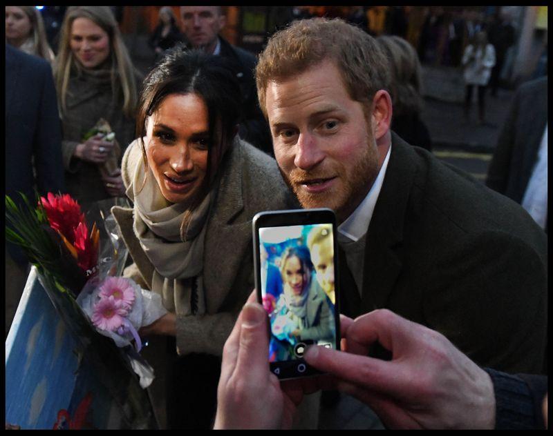 Prințul Harry și Meghan Markle au renunțat la social media