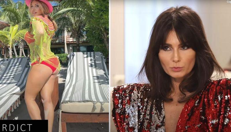 Loredana Groza, aspru criticată de Dana Budeanu