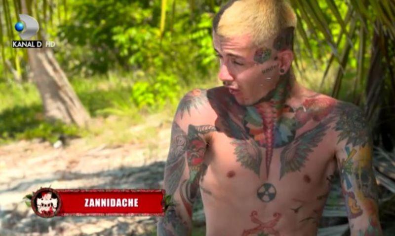 Zanni de la Survivor România