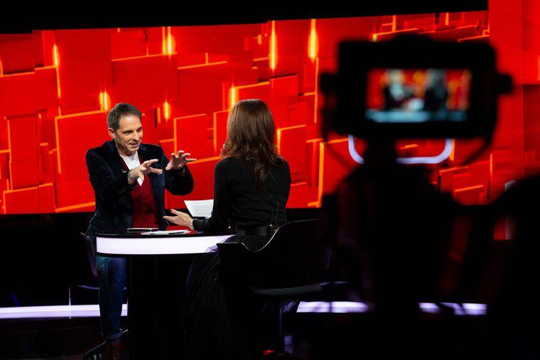 """Dan Negru, invitat astăzi, la """"40 de întrebări cu Denise Rifai"""""""