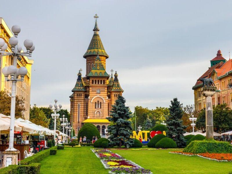Timișoara, inclusă în topul destinațiilor care merită vizitate