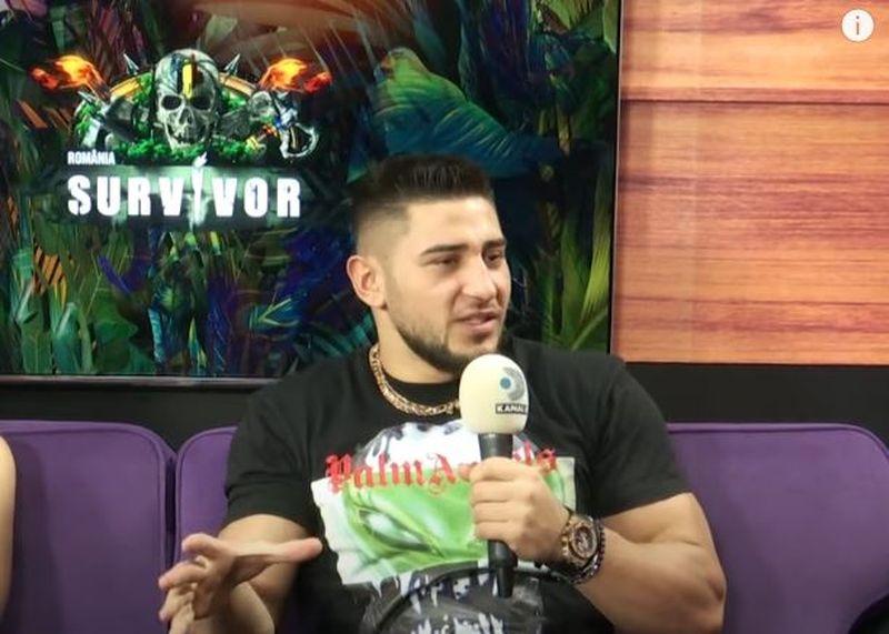 Bogdan Mocanu, despre Jador - Survivor