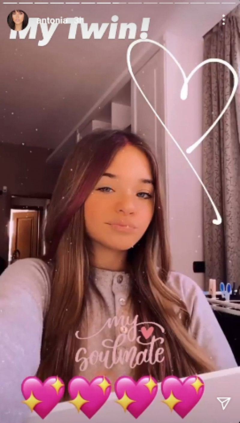 Maya - fiica Antoniei