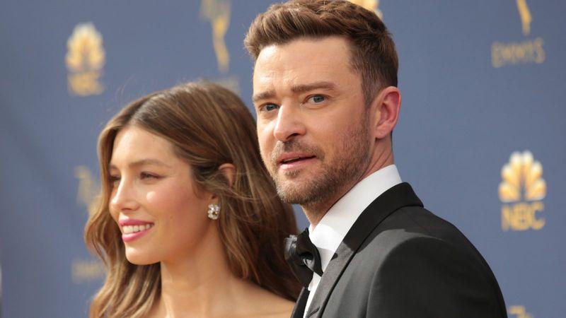 Justin Timberlake a devenit tată