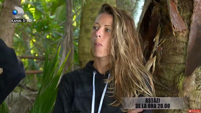 Survivor România - Roxana Nemeș