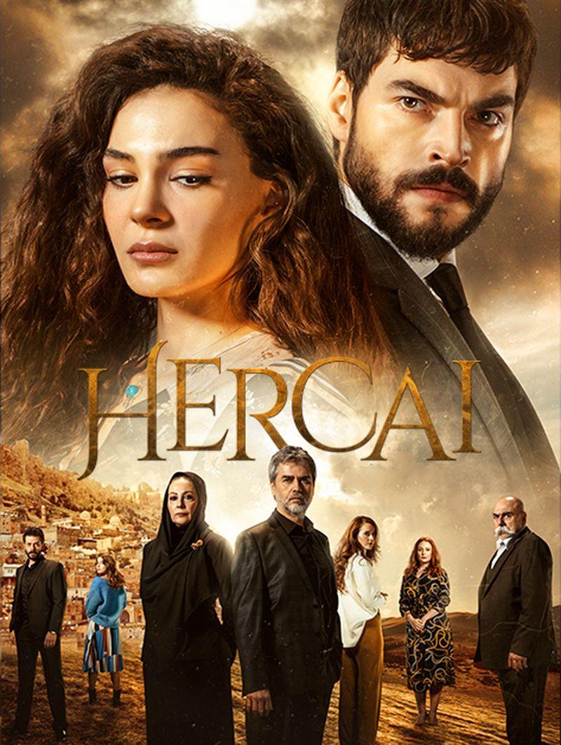 """Premiera serialului turcesc """"Hercai"""", pe 9 februarie"""