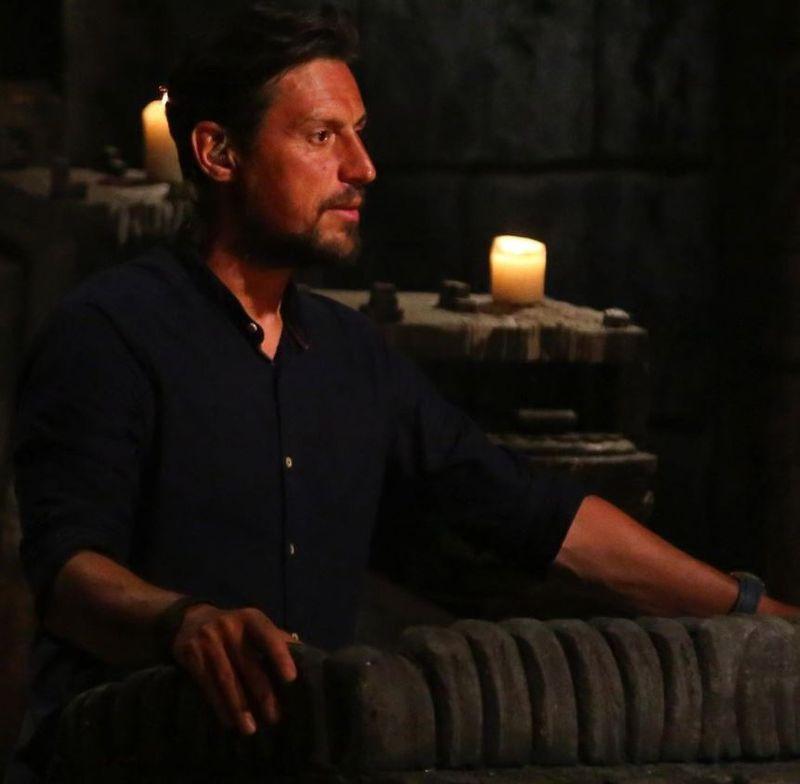 Daniel Pavel - Survivor România