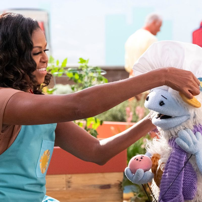 Michelle Obama va avea propria emisiune culinară pe Netflix.
