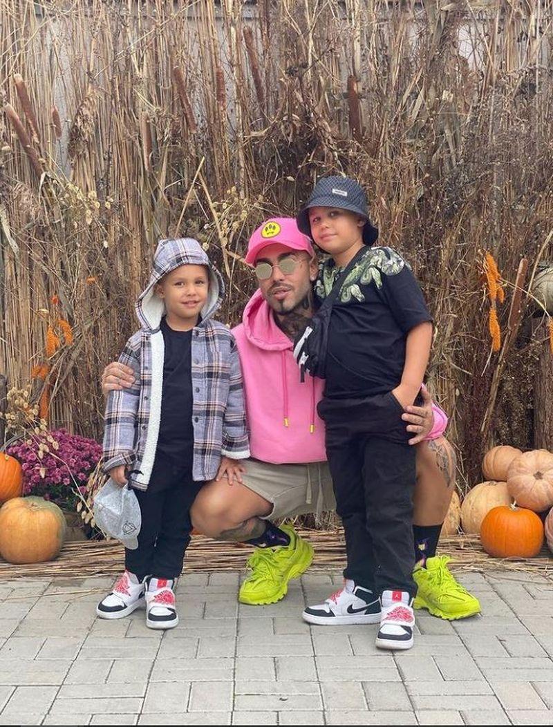 Alex Velea și familia sa au avut coronavirus