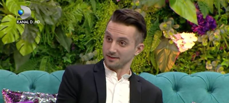 Andrei Matto, iubitul Elenei Marin