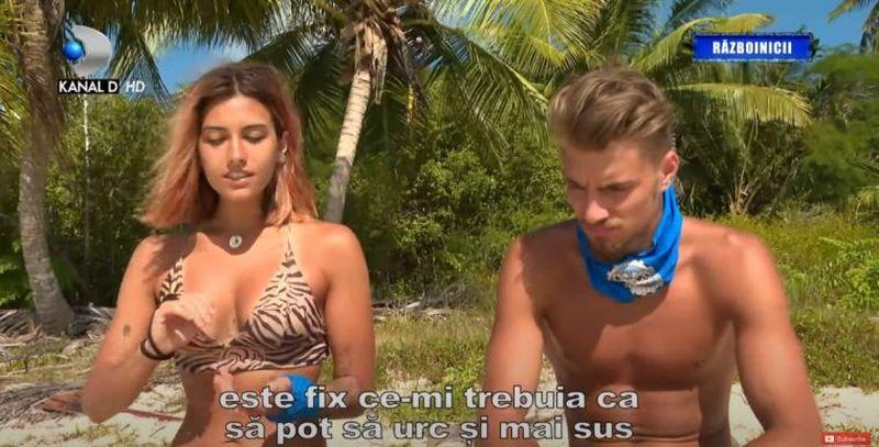 Roxana Ghiță s-a îndrăgostit de Andrei