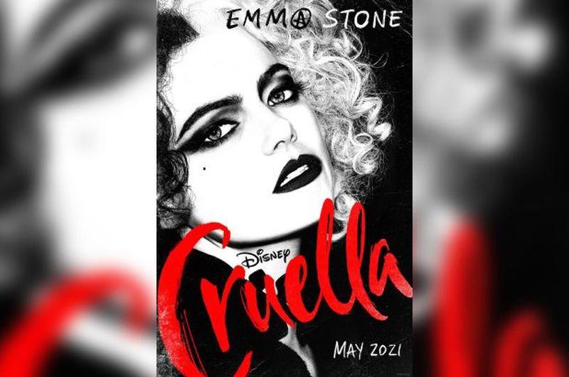 "Emma Stone va fi personaj principal în ""Cruella"""