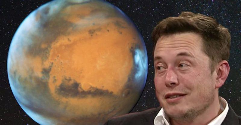 Elon Musk, dezvăluiri ulitoare! Miliardarul ar vrea să fie îngropat pe Marte