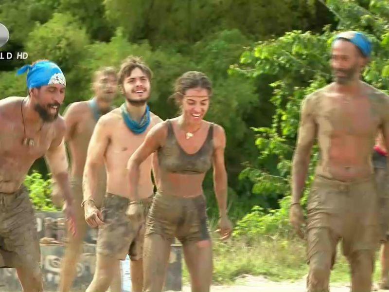 S-a făcut din nou ștafetă la Survivor România. Cine a câștigat a doua imunitate a săptămânii?