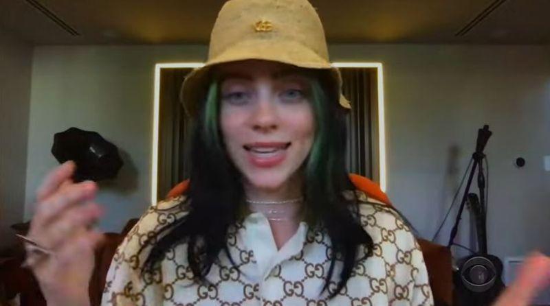 Billie Eilish a înregistrat un album în pandemie