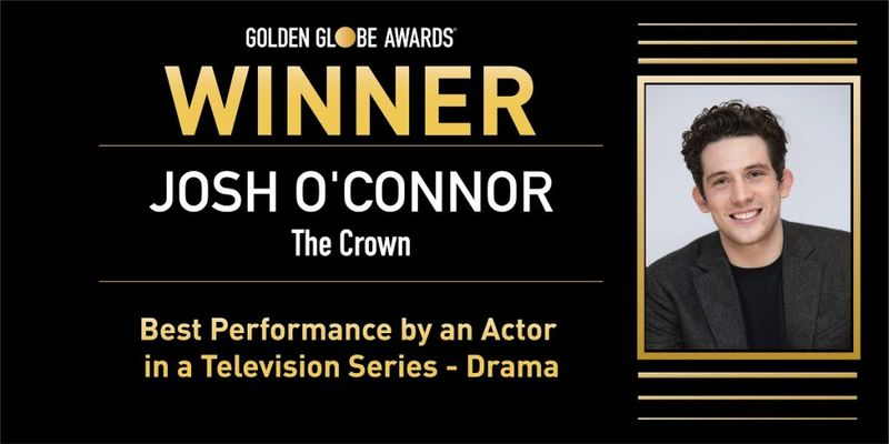 """Globurile de Aur 2021. """"The Crown"""", cel mai bun serial TV dramă"""