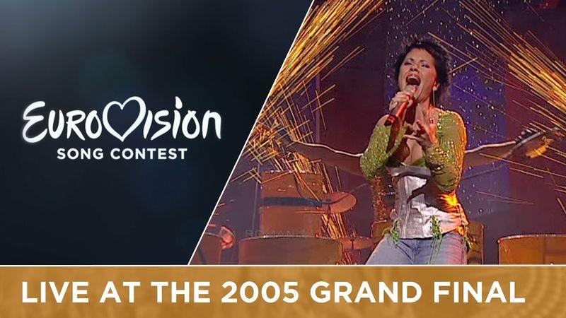 Luminița Anghel - Eurovision 2005