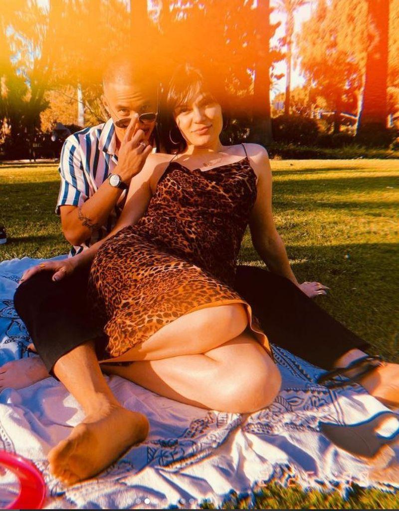Jessie J și-a făcut publică relația de iubire